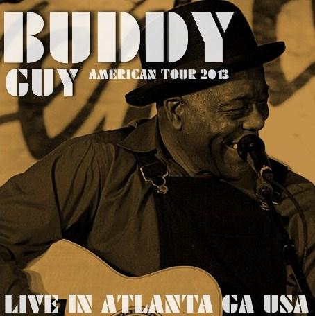 コレクターズCD バディ・ガイ(Buddy Guy)2013年 アメリカツアー