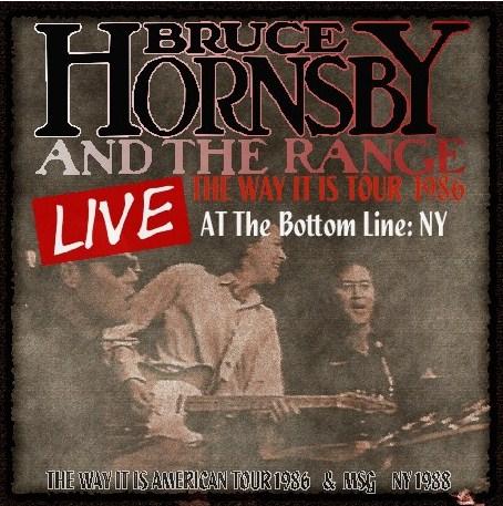 コレクターズCD  Bruce Hornsby & The Range  アメリカンツアー1986