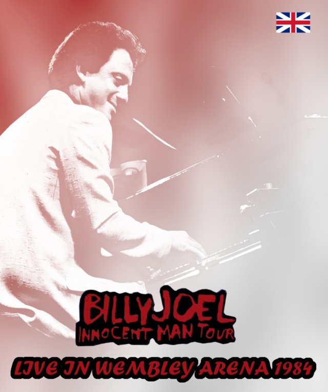 コレクターズBlu-ray  Billy Joel - An Innocent Man European Tour 1984