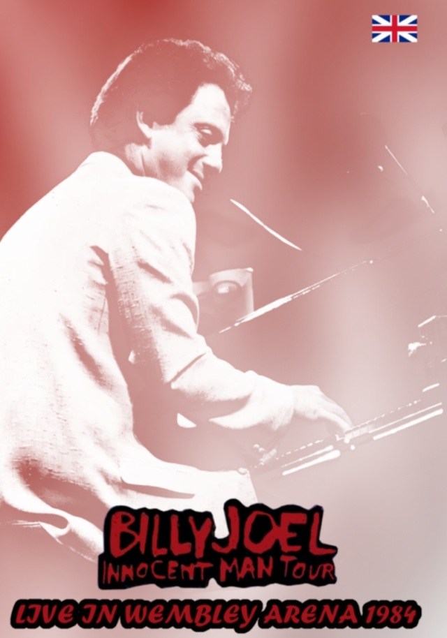 コレクターズDVD  Billy Joel - An Innocent Man European Tour 1984