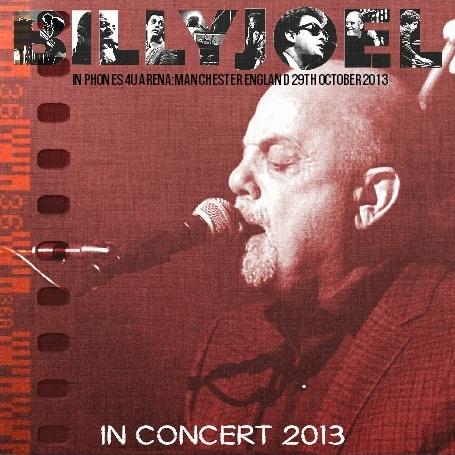 コレクターズCD ビリージョエル 2013年ヨーロッパツアー