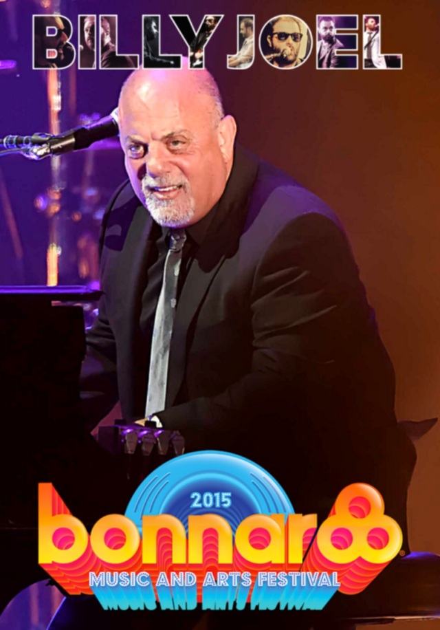 コレクターズDVD Billy Joel - US Tour 2015