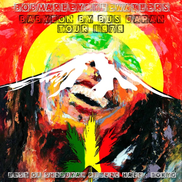 コレクターズCD Bob Marley and the Wailers - Japan Tour 1979
