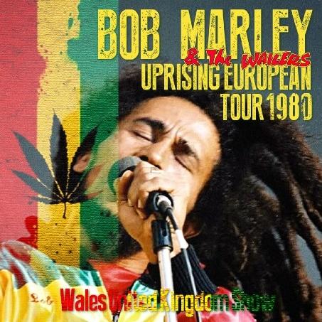 コレクターズCD ボブ・マーリー(Bob Marley)1980年 ファイナルツアー