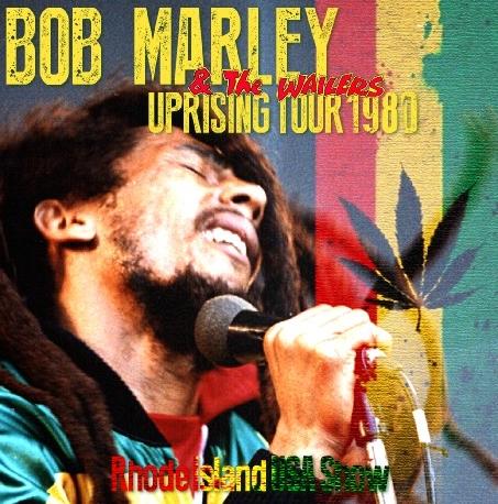 コレクターズCD ボブマレー 1980年アメリカツアー Uprising  Tour 1980