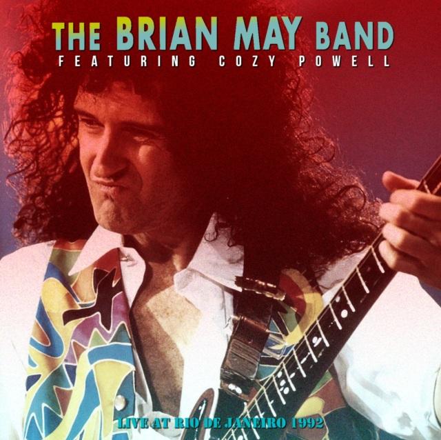 コレクターズCD Brian May Band - Live at Rio De Janeiro 1992