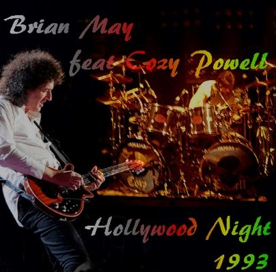 Brian May w/Cozy Powell Live at Hollywood 93