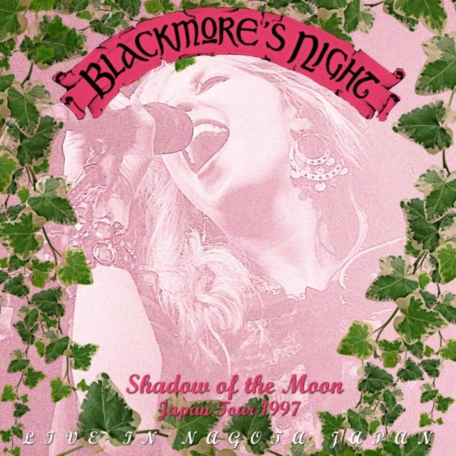 コレクターズCD Blackmore's Night - Shadow of the Moon Japan Tour 1997