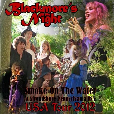 コレクターズCD Blackmore's Night -  2012年アメリカツアー