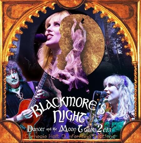 コレクターズCD  ブラックモアズ・ナイト (Blackmore's Night) 2013年ヨーロッパツアー