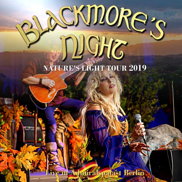 コレクターズCD Blackmore's Night - Nature's Light Tour 2019