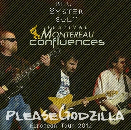 コレクターズCD ブルー・オイスター・カルト(Blue Oyster Cult)2012年ヨーロッパツアー