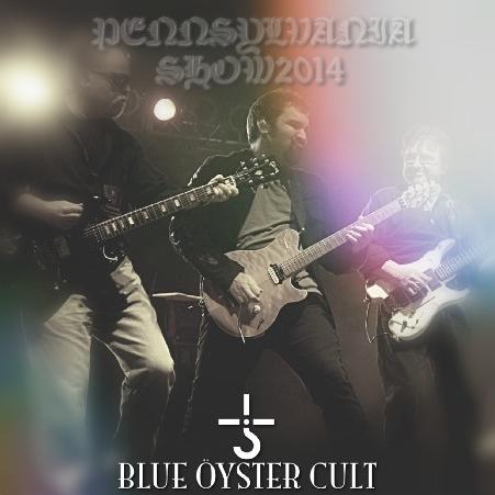 コレクターズCD ブルーオイスターカルト 2014年アメリカツアー