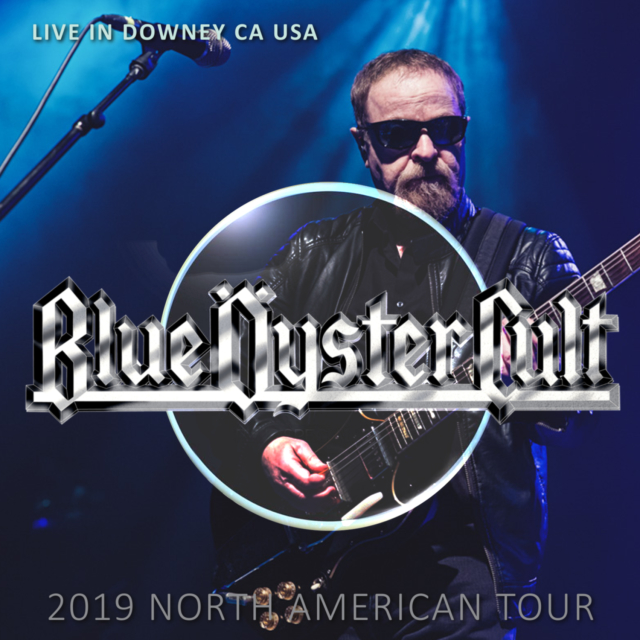 コレクターズCD BLUE OYSTER CULT - 2019 North American Tour