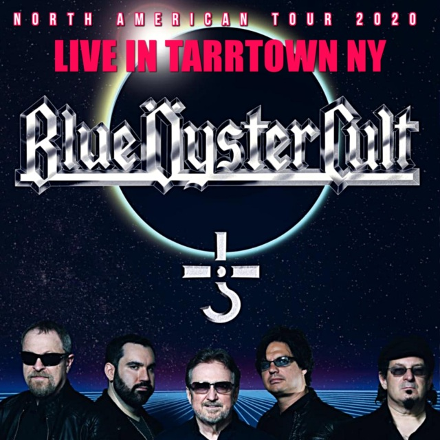 コレクターズCD Blue Oyster Cult - North American Tour 2020