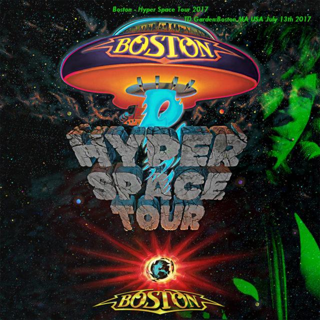 コレクターズCD ボストン 2017年アメリカツアー