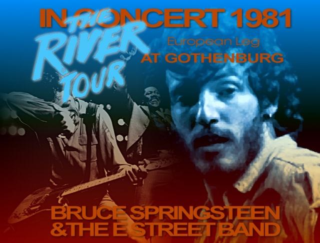 コレクターズCD Bruce Springsteen - The River Tour 1981