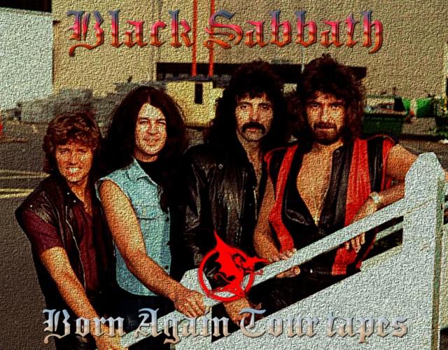 コレクターズCD Black Sabbath - Born Again Tour 1983
