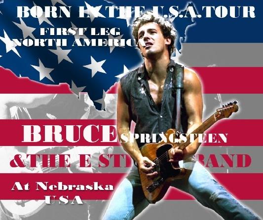 コレクターズCD ブルース・スプリングスティーン 1984年アメリカツアー
