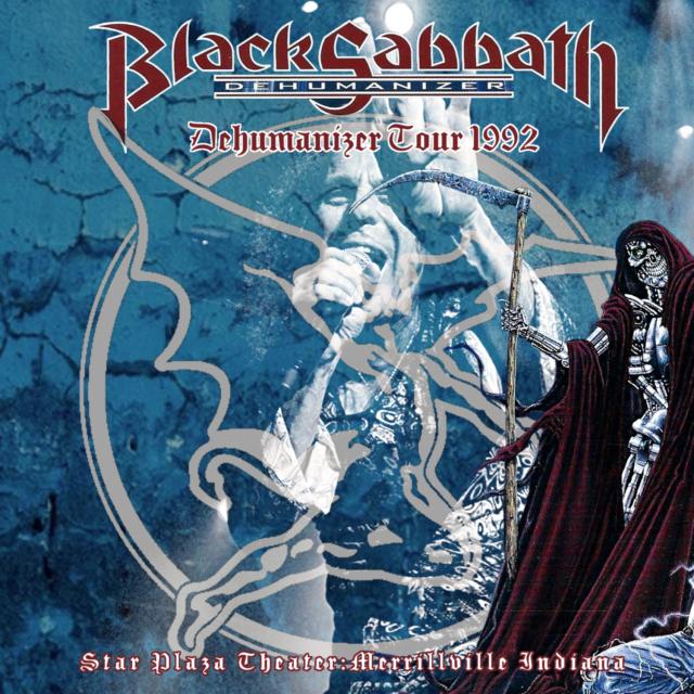 コレクターズCD Black Sabbath - Dehumanizer Tour 1992