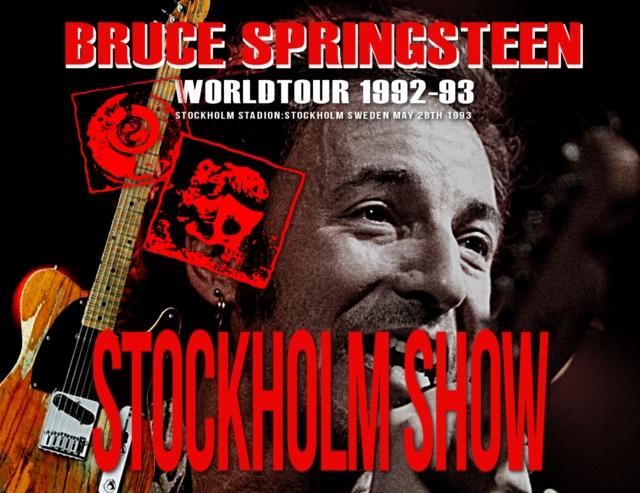 コレクターズCD ブルース スプリングスティーン (1992-93 World Tour)
