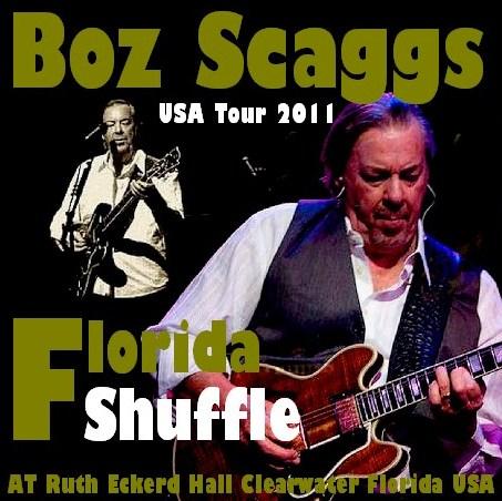 コレクターズCD Boz Scaggs(ボズ・スキャッグス) 2011年アメリカツアー