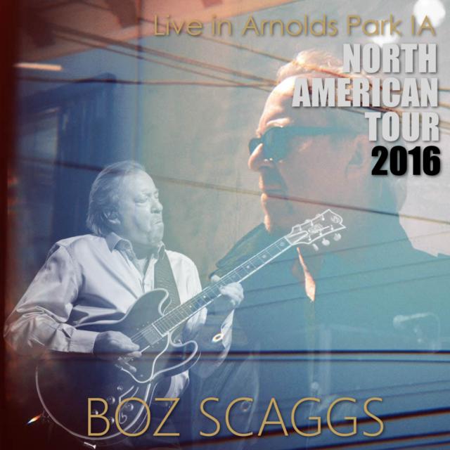コレクターズCD ボズスッギャックス 2016年アメリカツアー