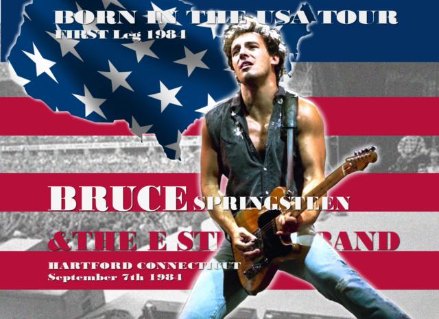 コレクターズCD Bruce Springsteen & The E Street Band - Born In The USA 1984