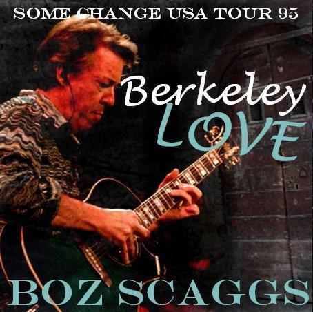 コレクターズCD Boz Scaggs(ボズ・スキャッグス) 95年アメリカツアー