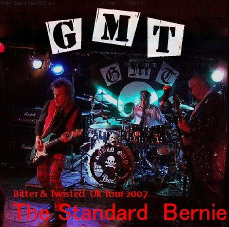 コレクターズCD Bernie Torme w/GMT