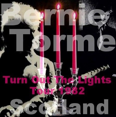 Turn Out the Lights Ue Tour 82/Stirling Scotland  1982.07