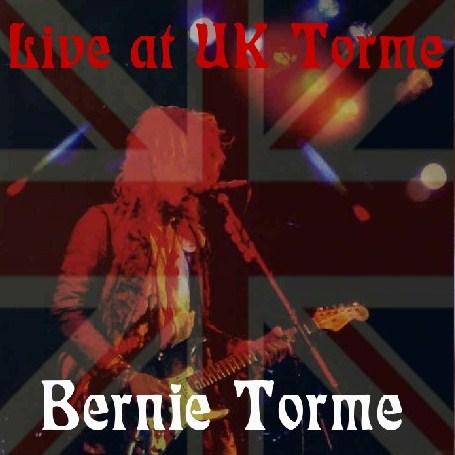 コレクターズCD Bernie Torme(バーニー・トーメ)82-85 Ukツアー