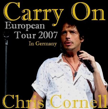 コレクターズCD クリス・コーネル (Chris Cornell) 2007年ドイツ公演