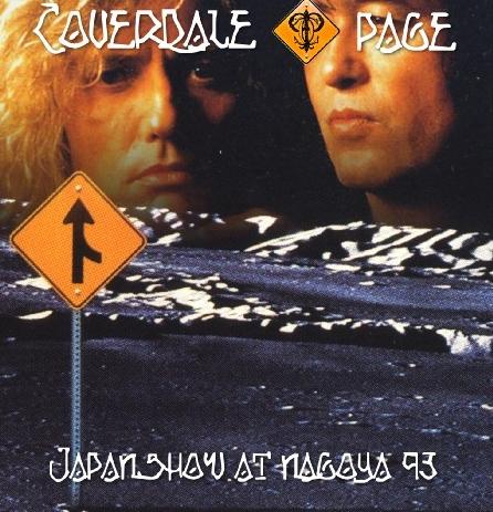 コレクターズCD カバーデール ペイジ 1993年日本公演