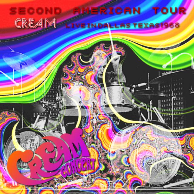 コレクターズCD Cream - Second American Tour 1968
