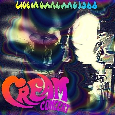 コレクターズCD クリーム1968年アメリカツアー 10月4日オークランド