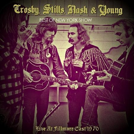 コレクターズCD クロスビー・スティルス・ナッシュ&ヤング 1970年アメリカツアー