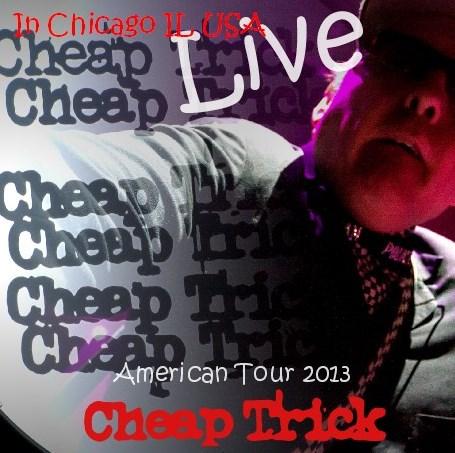 コレクターズCD チープトリック 2013年アメリカツアー