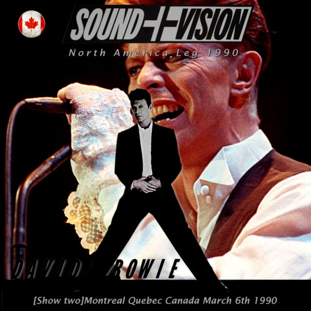 コレクターズCD David Bowie - Sound + Vision Tour 1990