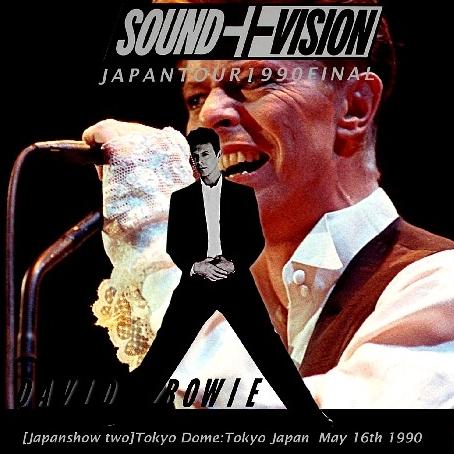 コレクターズCD デビットボーイ 1990年日本公演