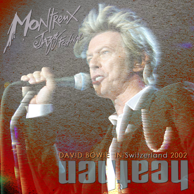 コレクターズCD David Bowie - Heathen Tour 2002
