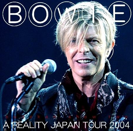 コレクターズCD デビットボーイ 2004年日本公演
