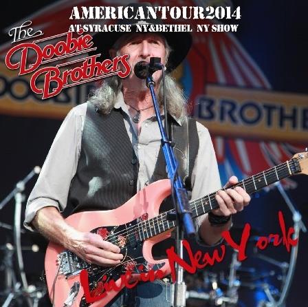 コレクターズCD ドゥービー・ブラザーズ (The Doobie Brothers) 2014年アメリカツアー