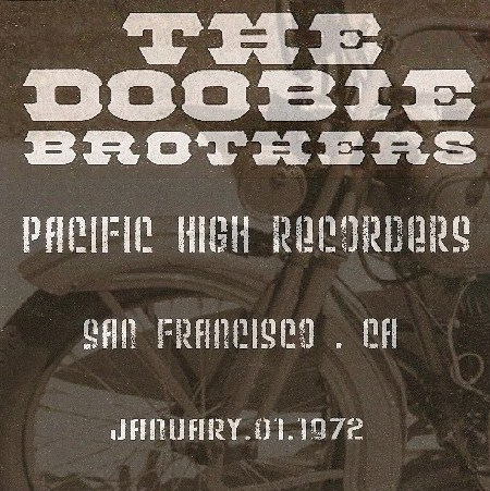Doobie Brothers live at Pacific High Recorders Studios SF, CA72.1.16