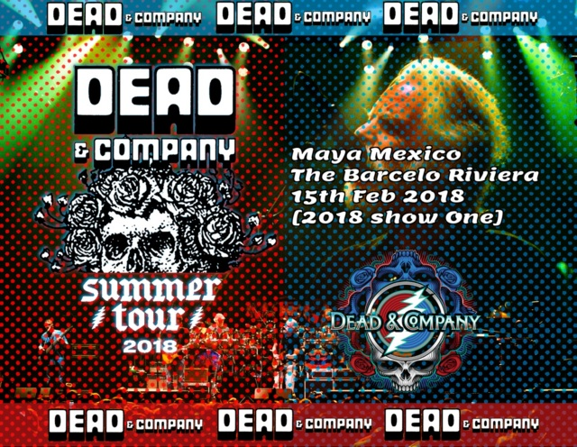 コレクターズCD Dead & Company - 2018 North American Tour