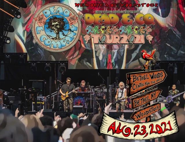 コレクターズCD Dead & Company - Summer Tour 2021
