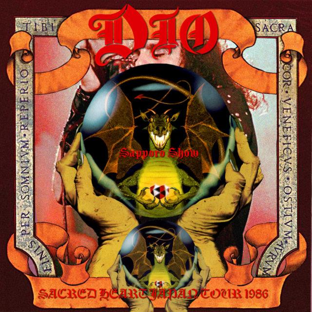 コレクターズCD Dio  - Sacred Heart Japan Tour 1986