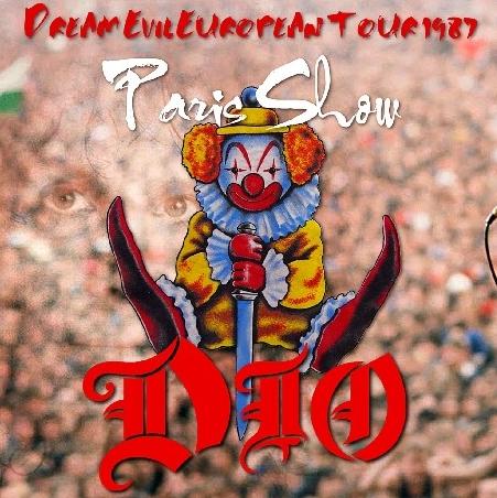 コレクターズCD ディオ 1987年ヨーロッパツアー Dream Evil European Tour 1987