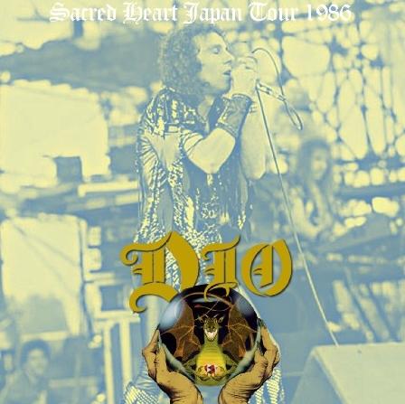 コレクターズCD ディオ (Dio)1986年日本公演