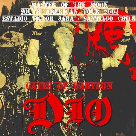コレクターズCD Dio (ディオ) 2004年南米ツアー